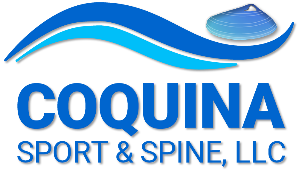 Coquina Sport and Spine Logo